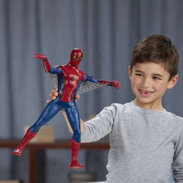 Spider-Man Homecoming Tech Suit Spider-Man Figure