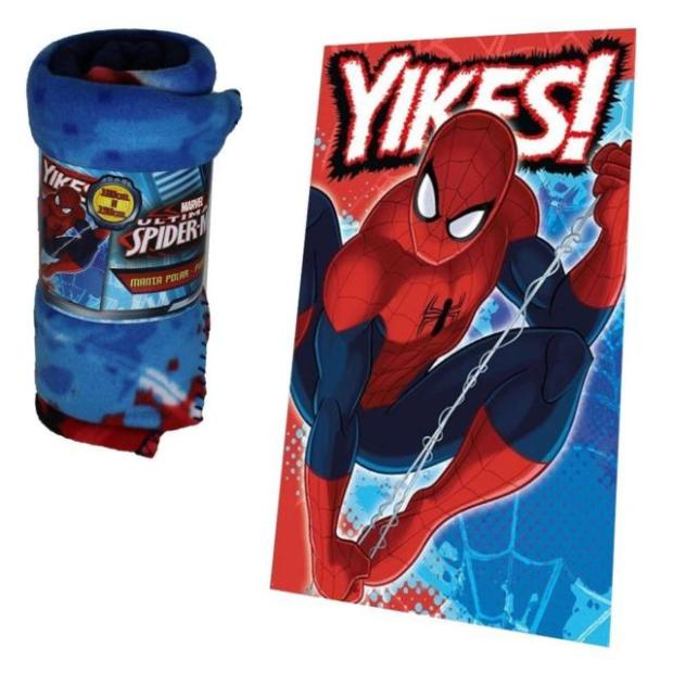 Ultimate Spider-Man Blanket