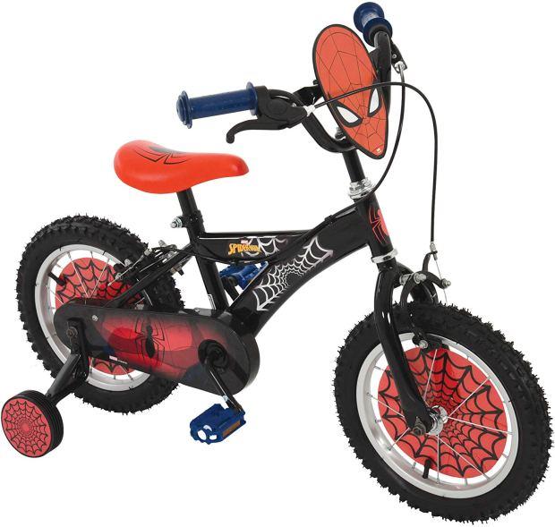 14-inch Spider-Man Bike