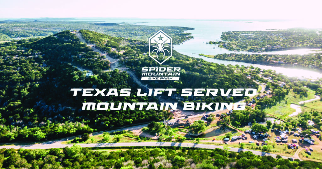 This summer if you're choosing to buy a bike and you've decided on a mountain bike, there are things yo. Spider Mountain Texas Bike Park