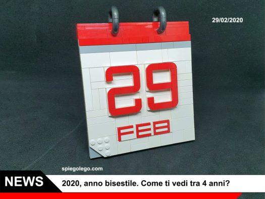 29 febbraio, anno bisestile