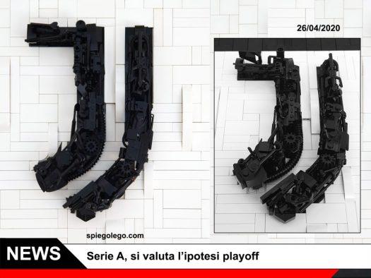 Il logo della Juventus, tra le 10 squadre coinvolte dall'ipotesi playoff