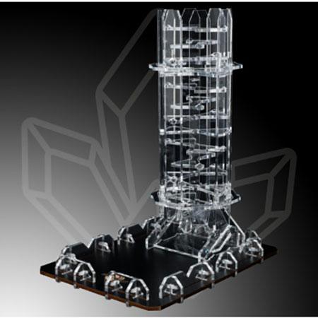 Crystal Twister - Würfelturm (Plexiglas)