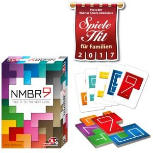 Spiele Hit für Familien - NMBR 9