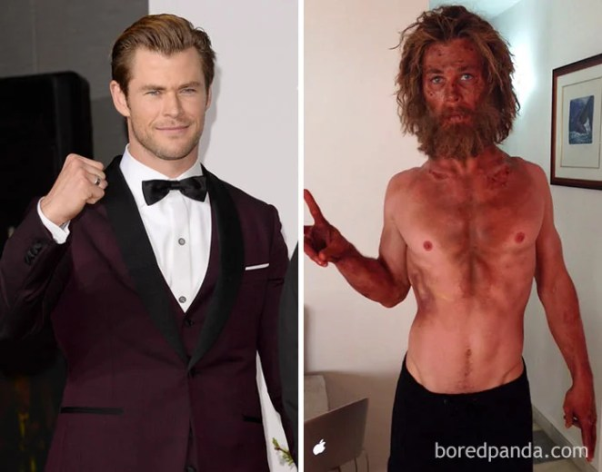 Chris Hemsworth, In The Heart Of The Sea