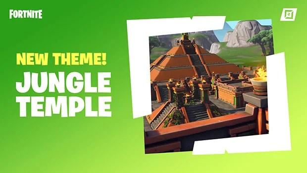 Fortnite Jungle Inline