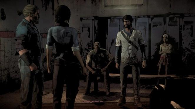 The Walking Dead: The Telltale Definitive Series