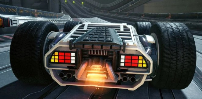 Grip: Combat Racing - DeLorean DLC