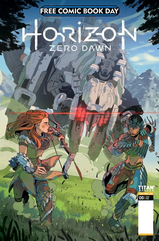 Horizon Zero Dawn - Merchandise