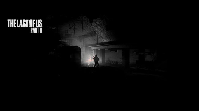 The Last of Us Part II_TunnelsBW - Ashleigh Dale