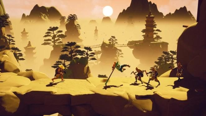 9 Monkeys of Shaolin – October 16