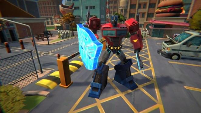 Transformers: Battlegrounds – October 23