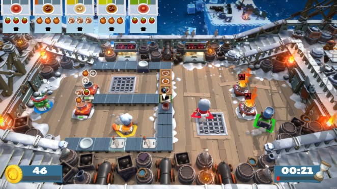 Overcooked: All You Can Eat