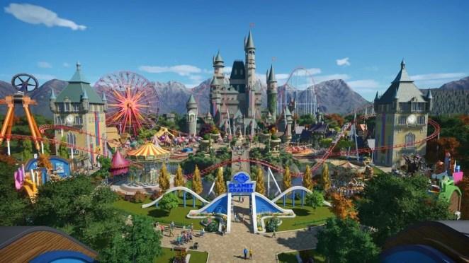 Next Week on Xbox: Neue Spiele vom 9. bis 13. November: Planet Coaster