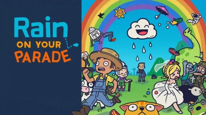 Neu im Xbox Game Pass: Grand Theft Auto V, Xbox Touch Control und mehr!: Rain on Your Parade