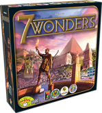 7 Wonders (2010), Repos Production