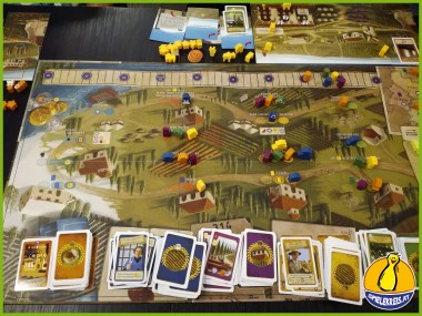 2018-10-23 - Viticulture + Tuscany (Essential Edition, 2018), Feuerland Spiele