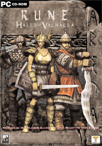 Download Free: RUNE: HALLS OF VALHALLA