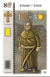 Ein Priester in voller Pracht!