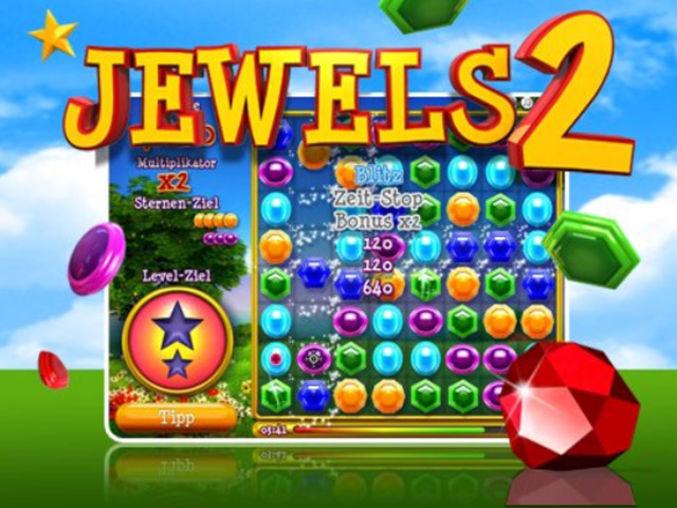 Jetzt Spielen Jewels