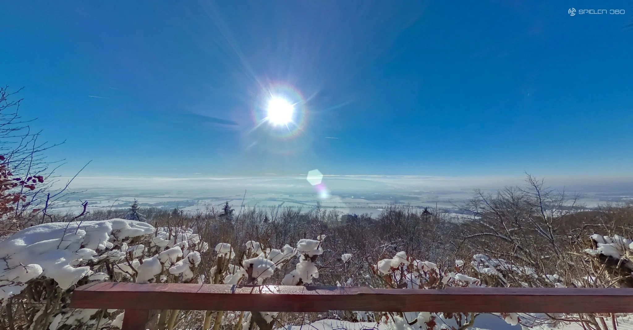 Winter im Schaumburger Land