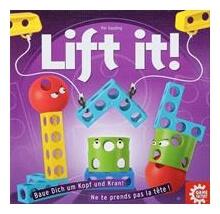 Konstruktions-Prty: Lift it