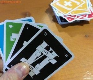 frantic black cards