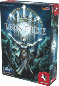 Bonfire - Hall Games