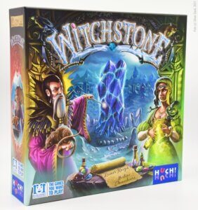 Witchstone Box Cover