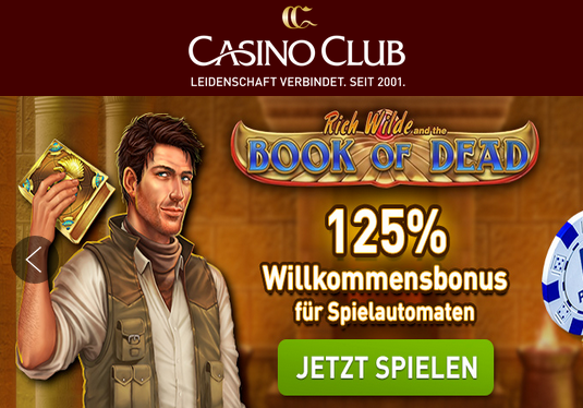 casinoclub walzen