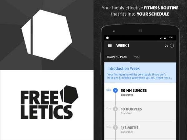 Freeletics-Bodyweight