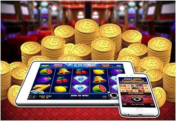 Bitcoins Einzahlungsoption im deutschen Online Casino