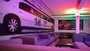 Lounge Lasertag Charlottenburg