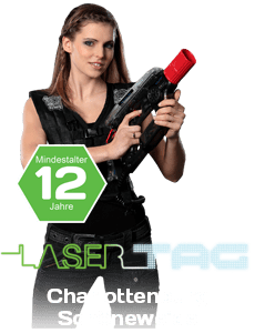 Lasertag Turnier Berlin