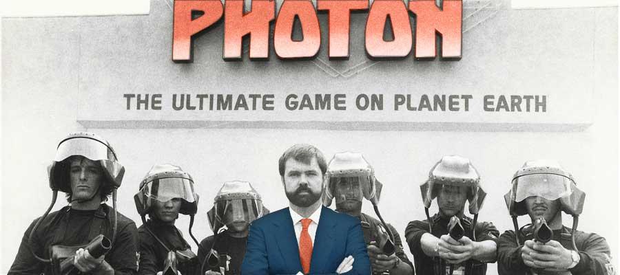 Photon Lasertag Equipment
