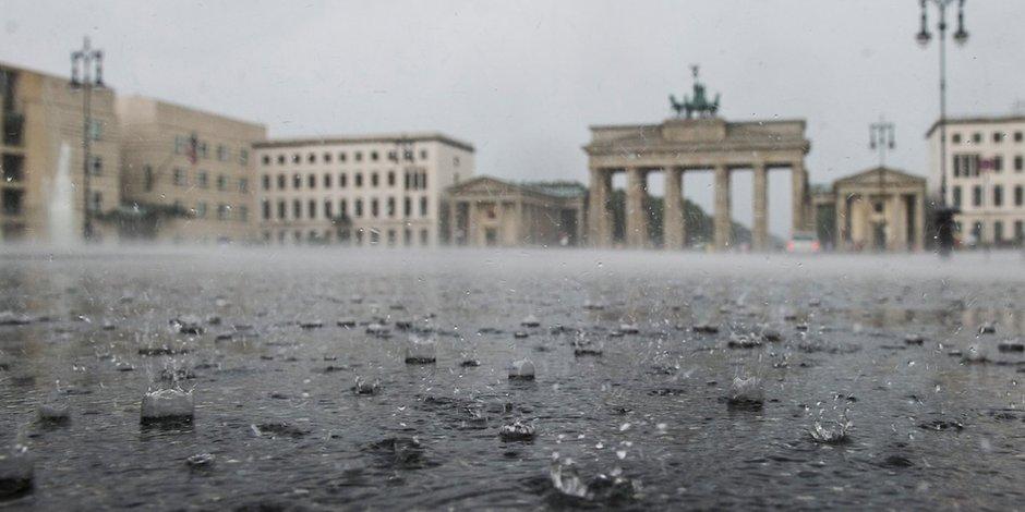 regen regentage berlin