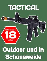 Tactical Lasertag