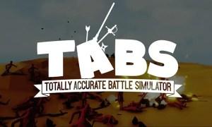Totally Accurate Battle Simulator Open Alpha