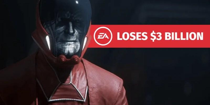 EA Star Wars Battlefront II Loses $3 Billion