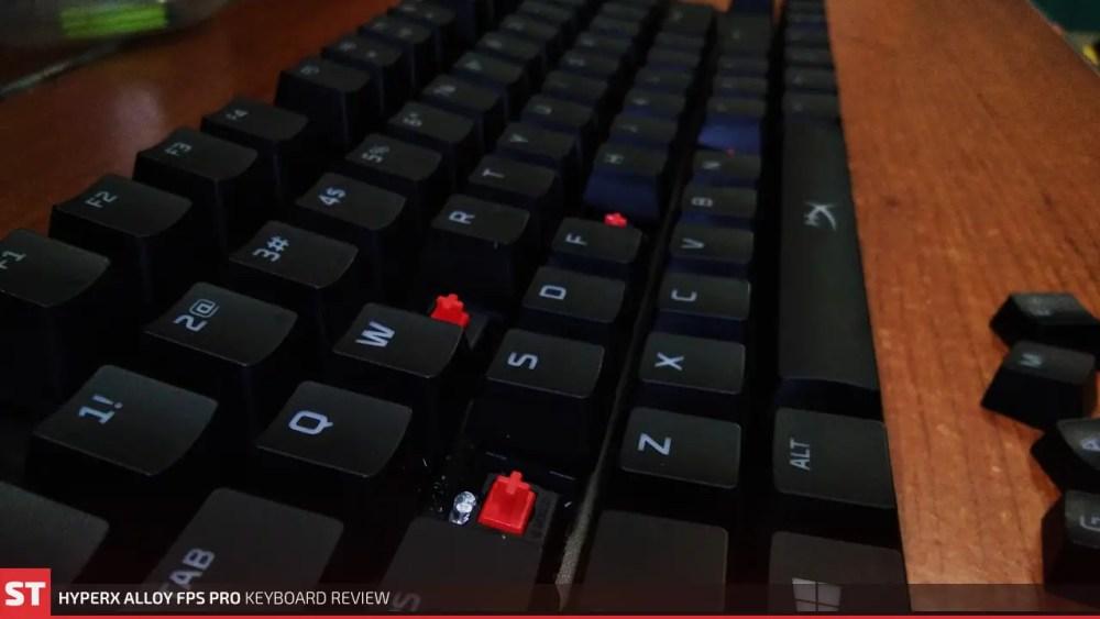 HyperX Alloy FPS Pro Keyboard Review - Spiel Times