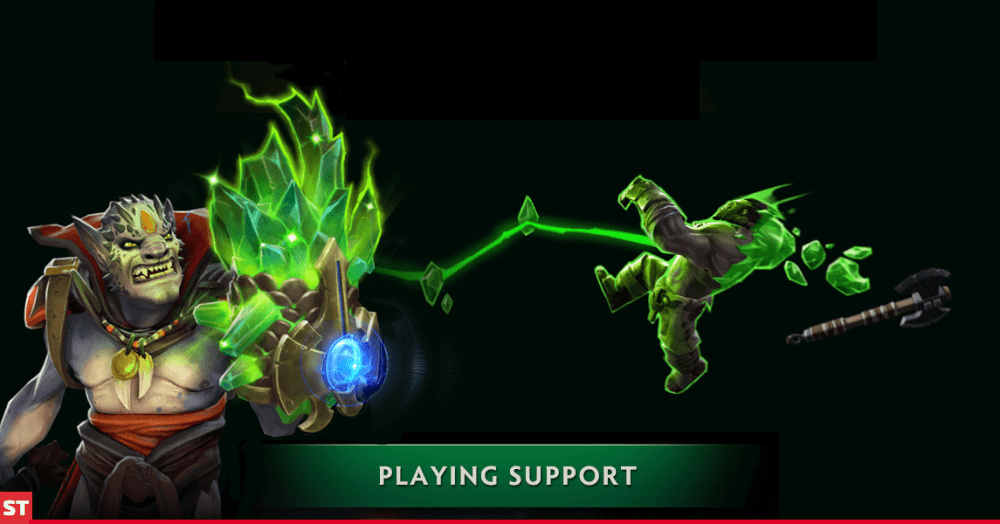 The Concept of Drafting in DOTA 2 — A Dilemma Facing the Lower Brackets