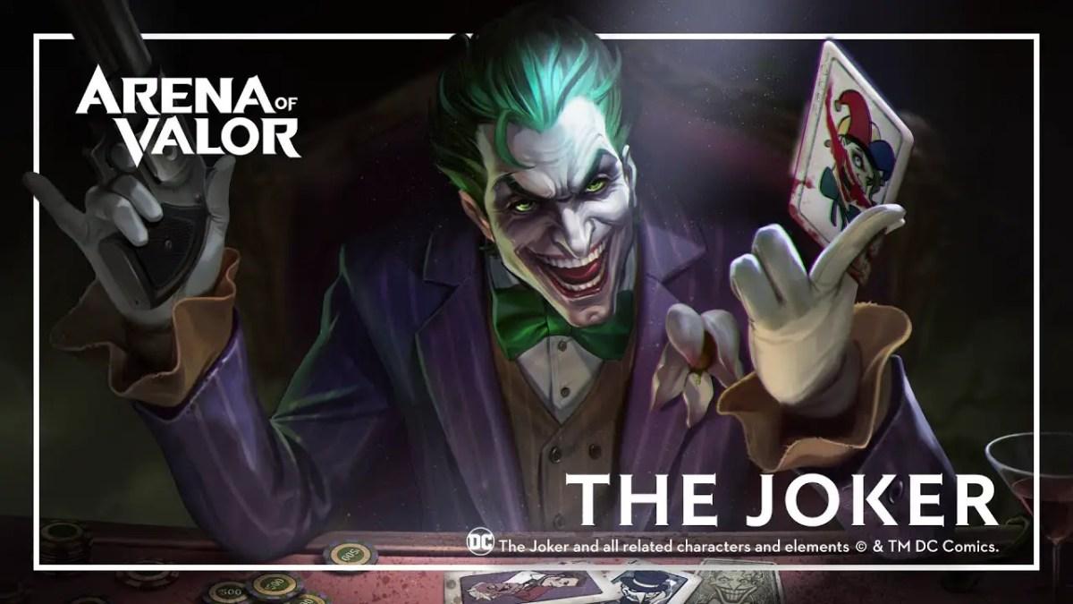 Arena of Valor - Joker