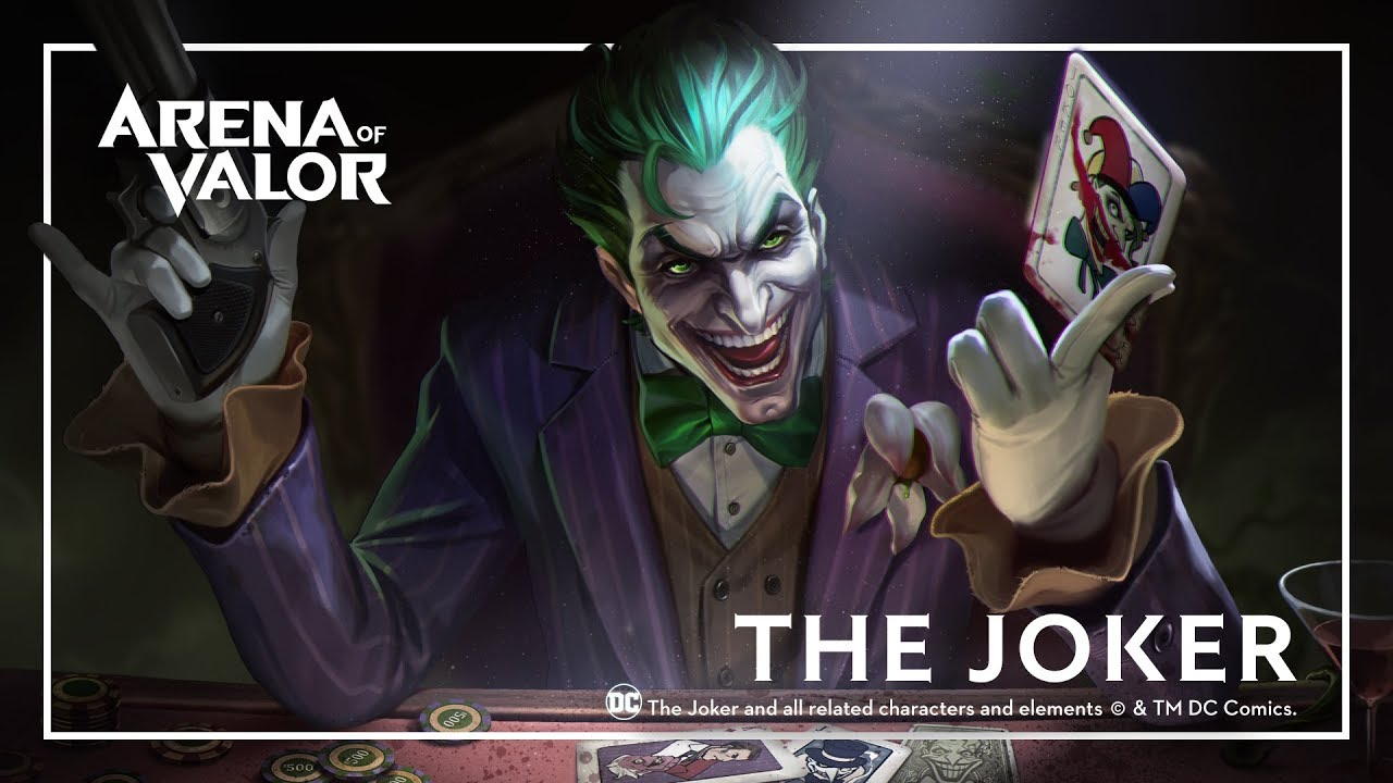 Arena of Valor - Joker