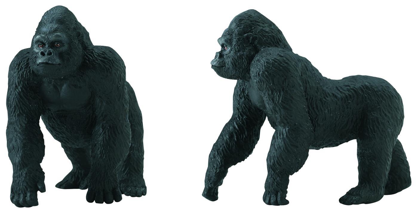White Ltd Safari Gorilla