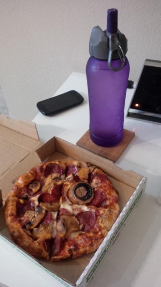 WIAW pizza