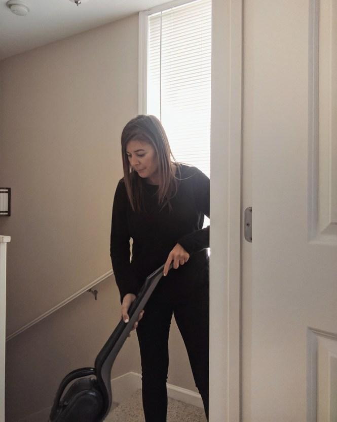 Black + Decker pet vacuum