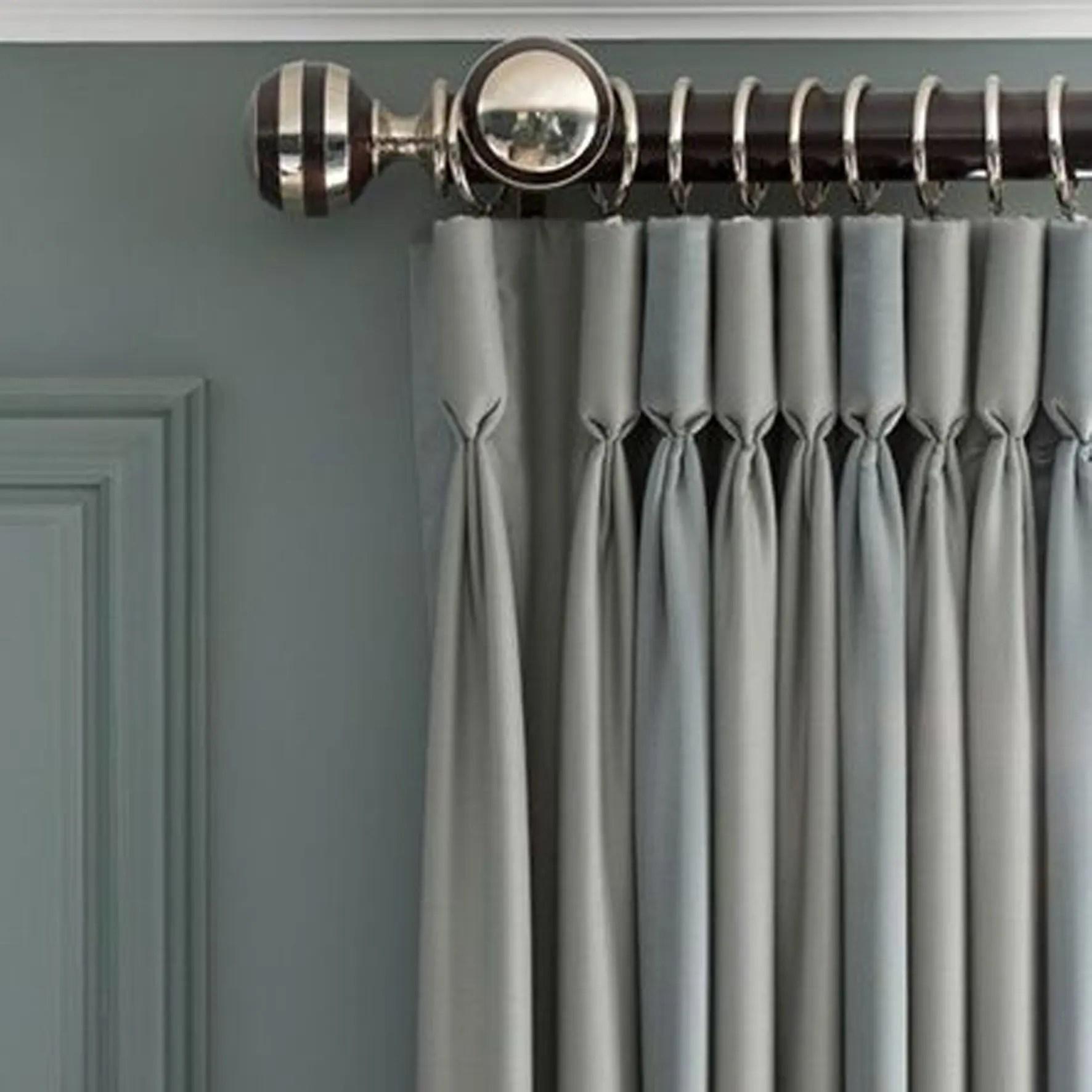 Plain Goblet Custom Curtains