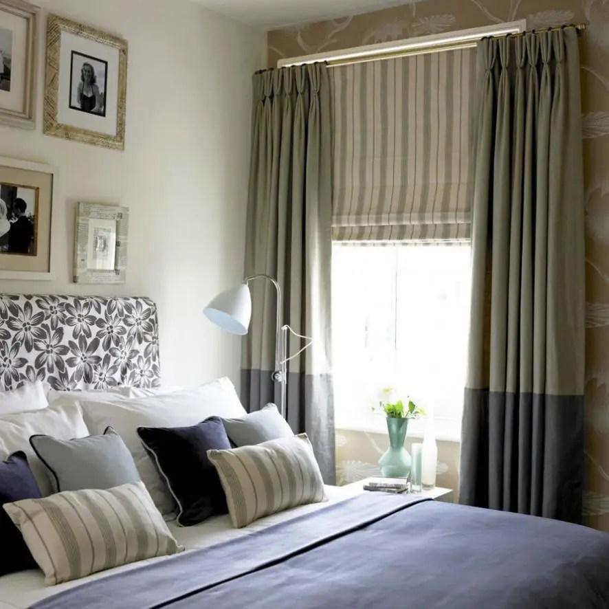 Plain Triple Pinch Custom Drapes & Pillows