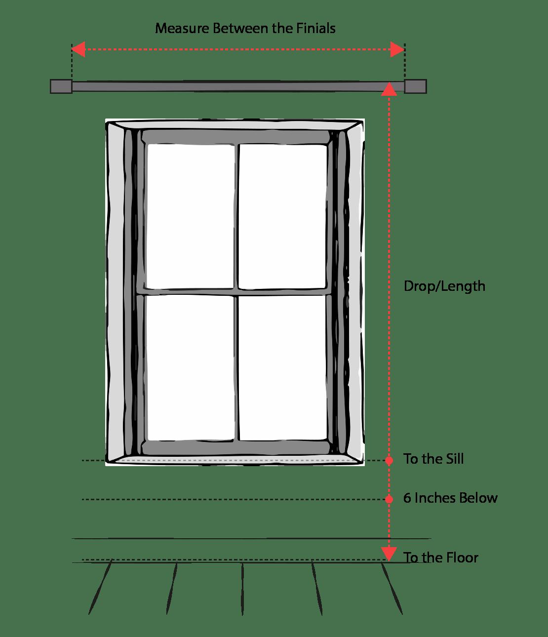 Grommet Curtains (Eyelet Top)