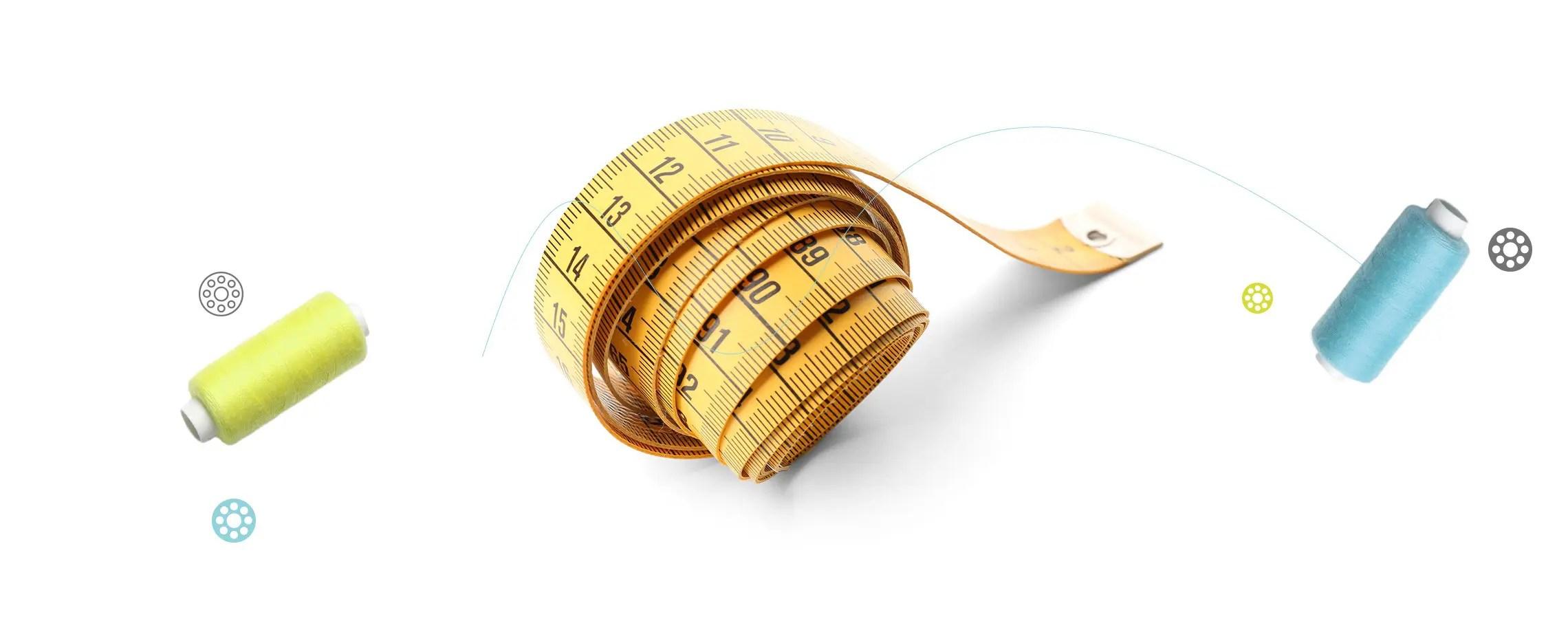 Measure Roman Shades